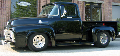 1956 Ford F100 Custom Cab Pickup for sale!