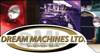 Dream Machines Ltd Logo